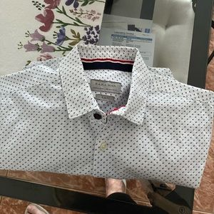 Zara shirt long sleeve see pictures for detailsize